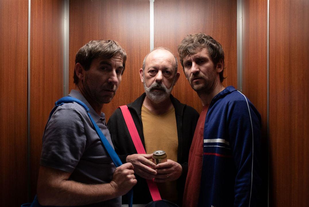El plan : Foto Antonio de la Torre, Chema del Barco, Raúl Arévalo