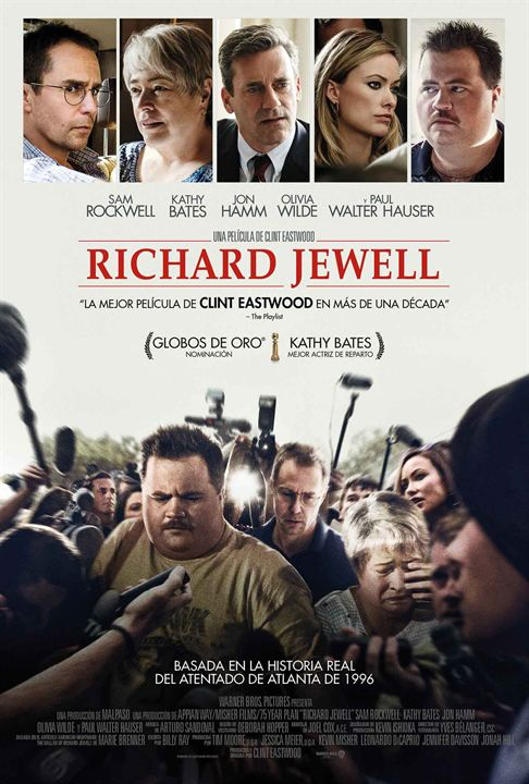 Richard Jewell : Cartel