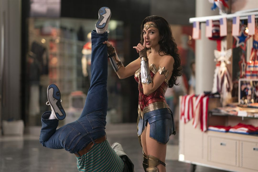 Wonder Woman 1984 : Foto Gal Gadot