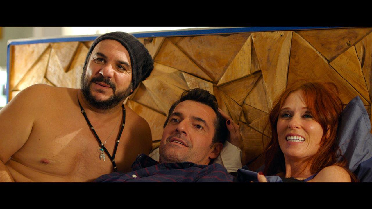 El club de los divorciados : Foto Arnaud Ducret, Audrey Fleurot, François-Xavier Demaison
