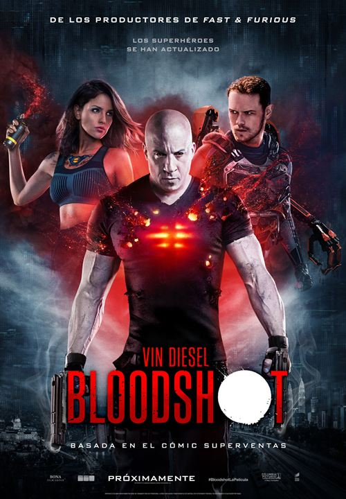 Bloodshot : Cartel
