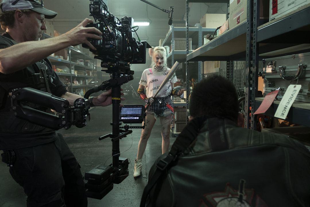 Aves de Presa (y la fantabulosa emancipación de Harley Quinn) : Foto Margot Robbie