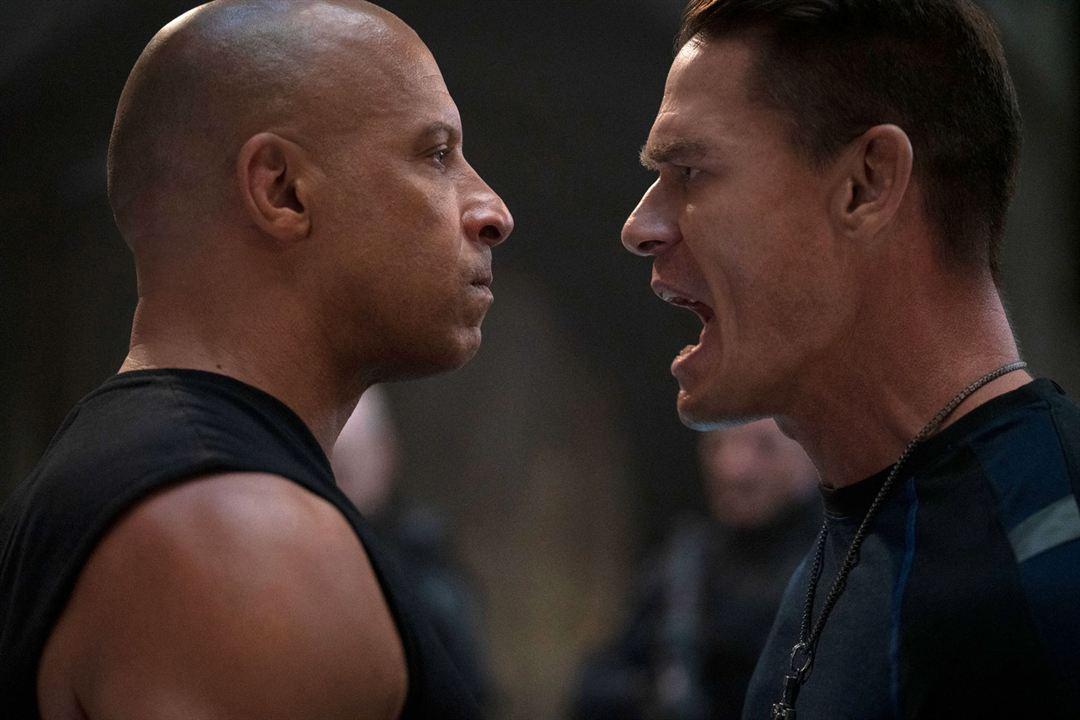 Fast & furious 9. La saga Fast & Furious : Foto John Cena, Vin Diesel