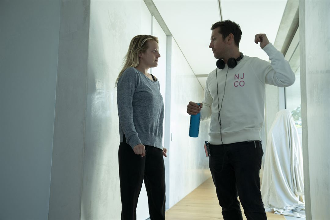 El hombre invisible : Foto Elisabeth Moss, Leigh Whannell
