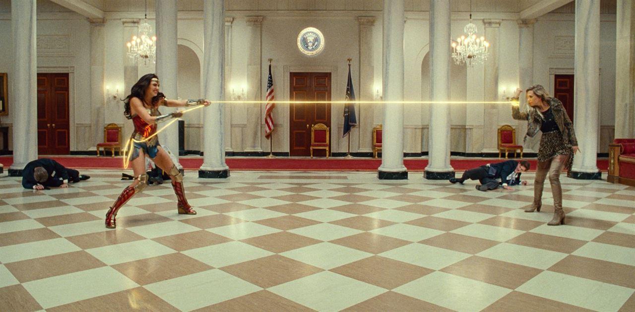 Wonder Woman 1984 : Foto Gal Gadot, Kristen Wiig