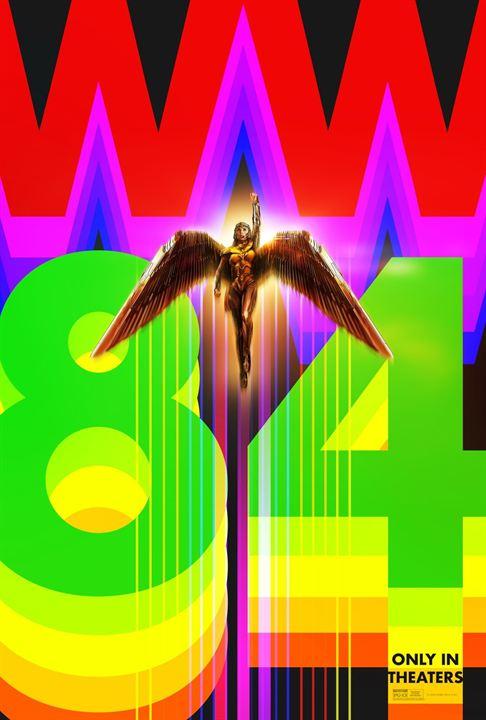 Wonder Woman 1984 : Cartel