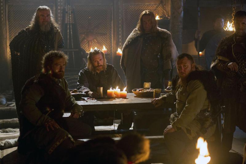 Vikingos : Foto