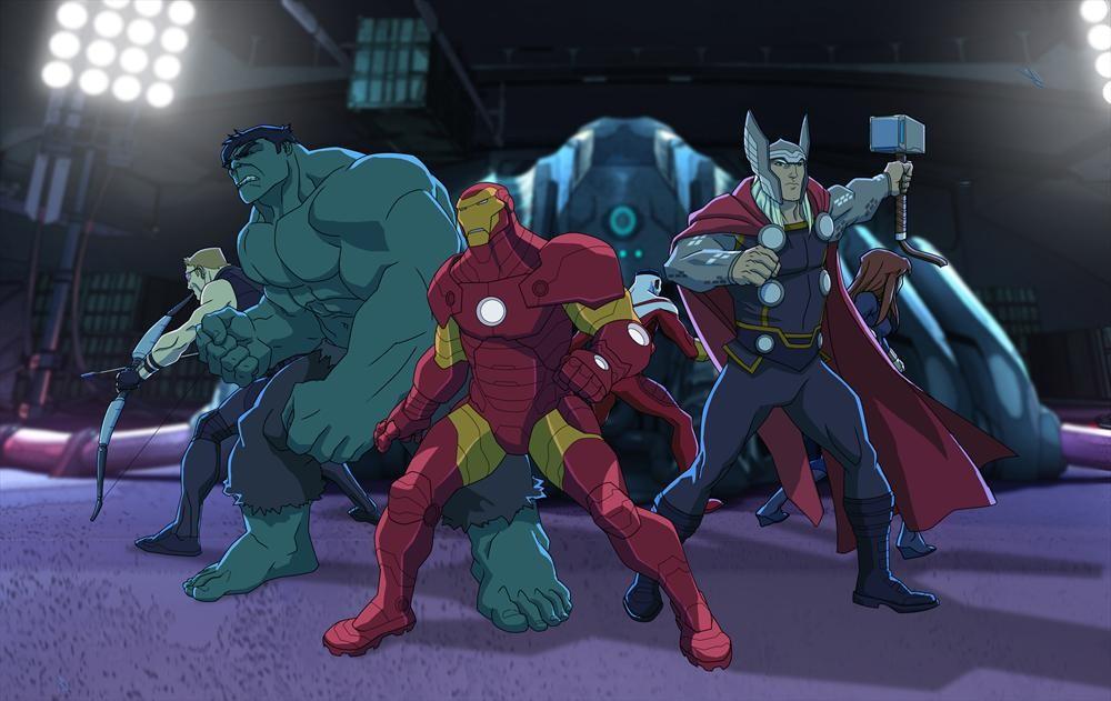 Marvel Los Vengadores Unidos : Foto