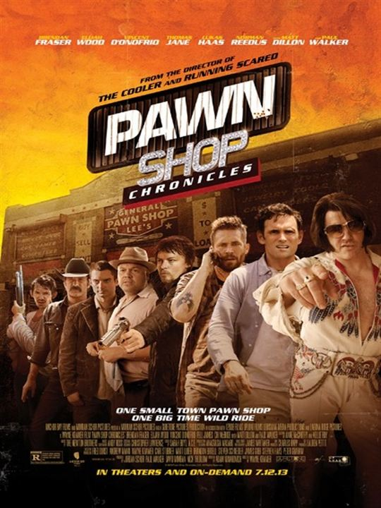 Pawn Shop Chronicles : Cartel