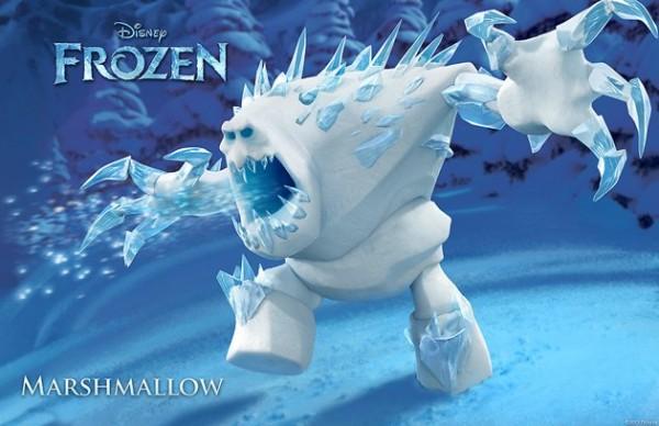 Frozen, el reino del hielo : Foto