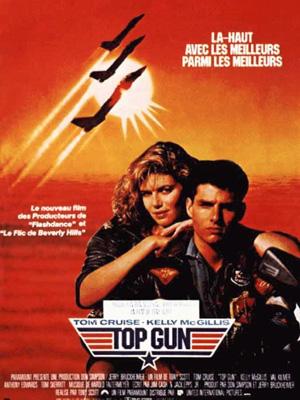 Top Gun (Ídolos del aire) : Cartel