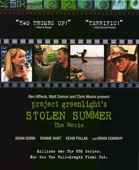Stolen Summer : Cartel