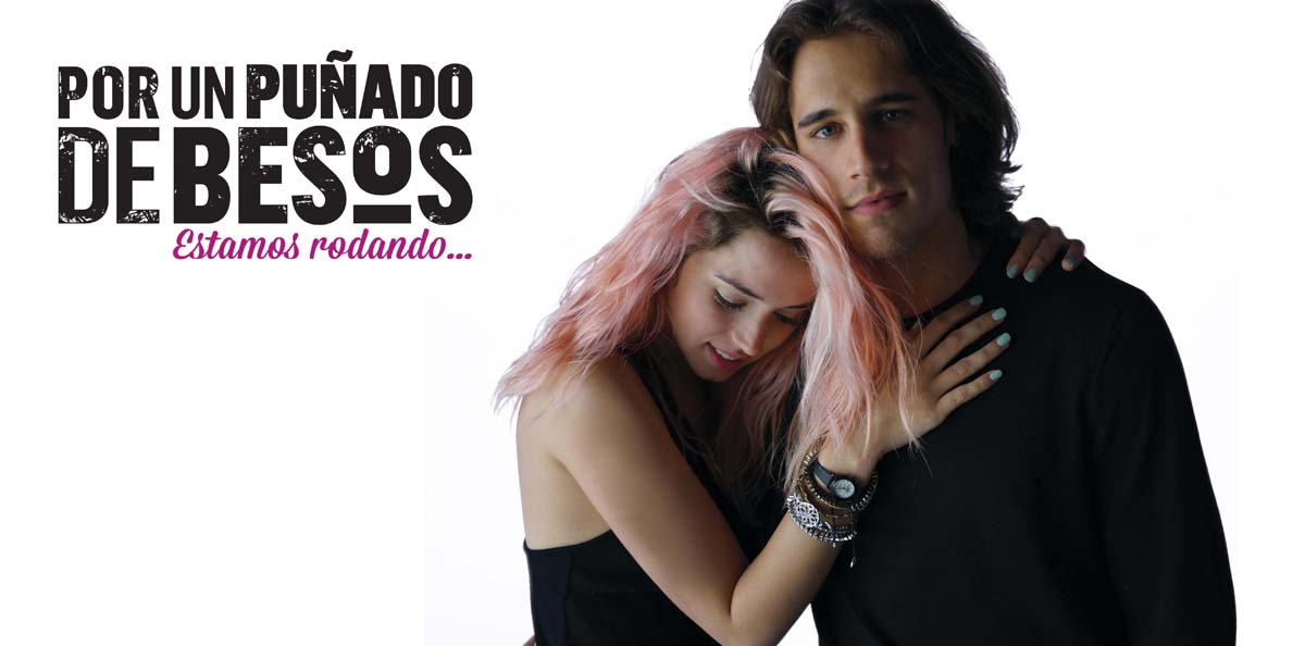 Por Un Puñado de Besos : Foto Ana de Armas, Martiño Rivas