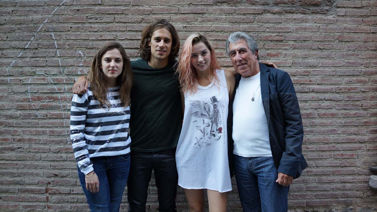 Por Un Puñado de Besos : Foto Ana de Armas, Marina Salas, Martiño Rivas