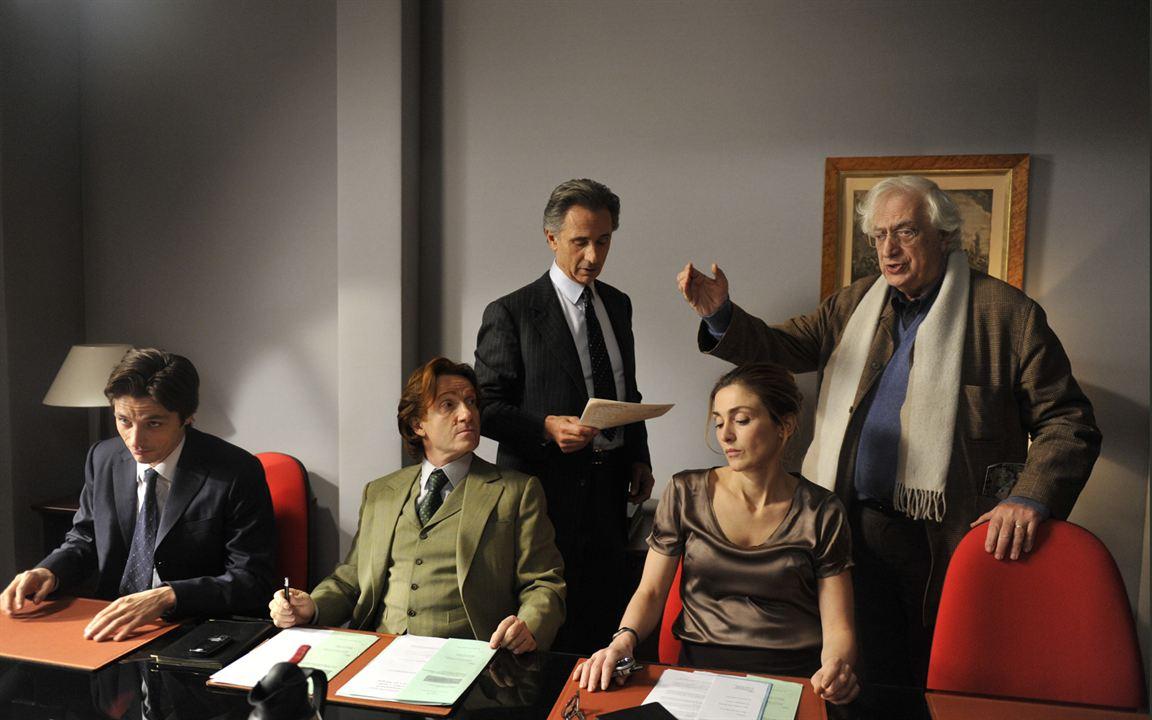 Crónicas diplomáticas. Quai d'Orsay : Foto Bertrand Tavernier, Julie Gayet, Raphaël Personnaz, Thierry Frémont, Thierry Lhermitte
