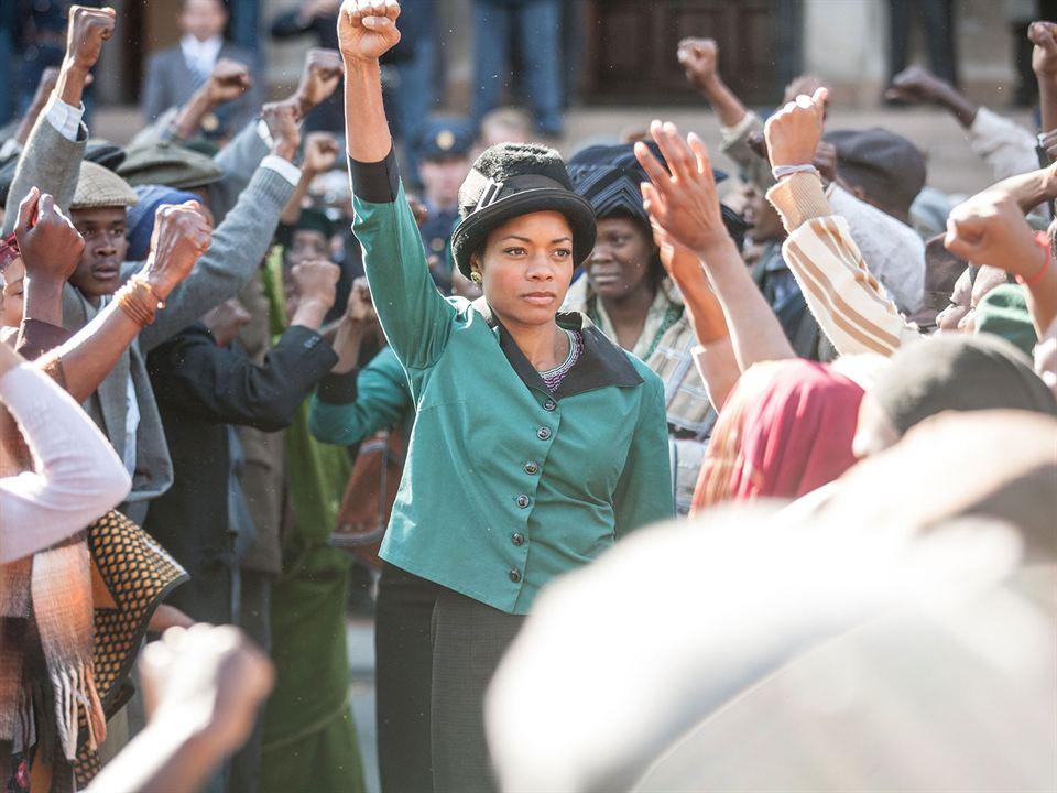 Mandela: Del mito al hombre : Foto Naomie Harris
