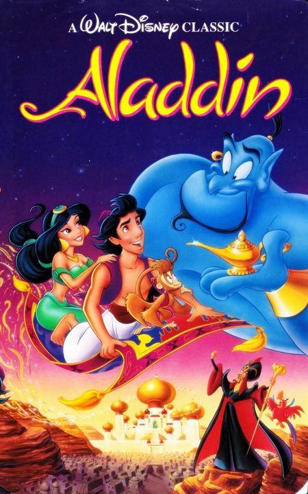 cartel de aladdin - poster 3