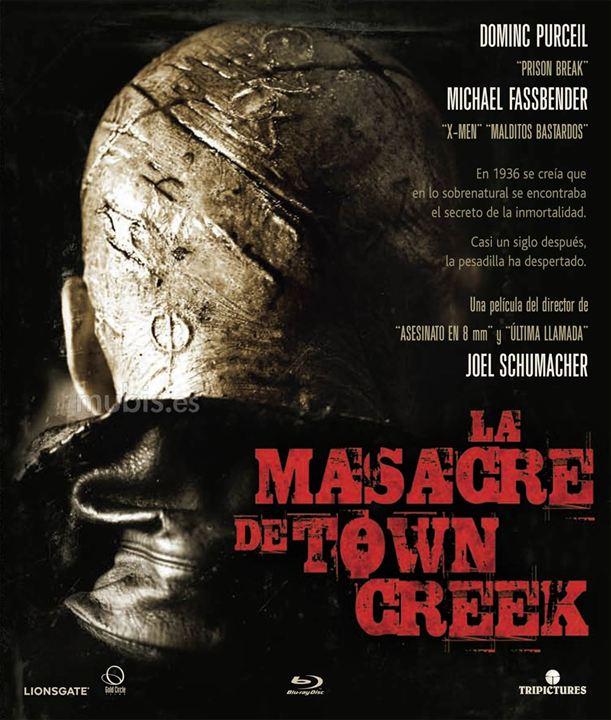 La masacre de Town Creek : Cartel