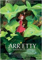 Arrietty y el mundo de los diminutos