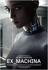 Ex Machina poster 2015