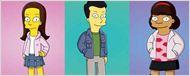 ¡Primer vistazo de Cory Monteith y Lea Michele de 'Glee' en 'Los Simpson'!