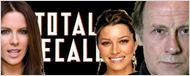 Kate Beckinsale, Jessica Biel y Bill Nighy confirmados para 'Desafío total'