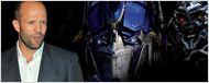 Jason Statham podría estar en 'Transformers 4'