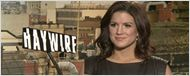 'Indomable': Gina Carano podría ser la nueva Wonder Woman