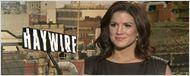 'Indomable': Gina Carano podría ser la nueva Wonder Woman