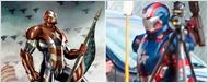 'Iron Man 3': ¡¡James Badge Dale ('Guerra mundial Z') como Iron Patriot!!