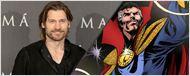 'Mamá': Nikolaj Coster-Waldau, interesado en ser un superhéroe de Marvel