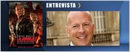 'La Jungla: Un buen día para morir': Entrevista con Bruce Willis (aka John McClane)