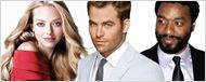 Chris Pine, Amanda Seyfried y Chiwetel Ejiofor protagonizarán 'Z for Zachariah'
