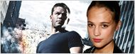 'Bourne 5': Alicia Vikander confirmada para la nueva entrega con Matt Damon