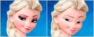 Así son las princesas Disney sin maquillaje