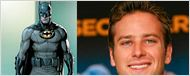"""Armie Hammer cree que habría hecho un Batman """"horrible"""" en 'La liga de la justicia' de George Miller"""