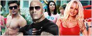 'Los vigilantes de la playa': Nuevos detalles sobre los personajes de Dwayne Johnson y Zac Efron