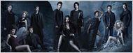 'Crónicas Vampíricas': las mejores imágenes detrás de las cámaras de la serie