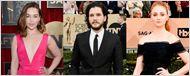 Los protagonistas de 'Juego de Tronos' en la Alfombra Roja de los SAG Awards