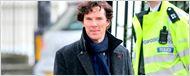 'Sherlock': Nuevas y reveladoras imágenes del rodaje de la cuarta temporada