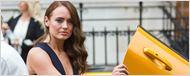 'Transformers: El último caballero': Mira las nuevas fotos de Mark Wahlberg y Laura Haddock en Londres