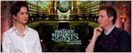 """Eddie Redmayne: """"Lo maravilloso de 'Animales fantásticos y dónde encontrarlos' es que tiene elementos de suspense"""""""