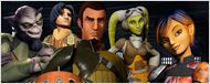 'Star Wars Rebels' acabará finalmente con la cuarta temporada