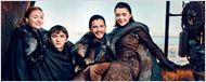 'Juego de Tronos': así imaginan los actores la deseada reunión de los Stark