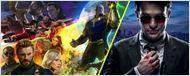 Una imagen filtrada de LEGO revela que 'Vengadores: Infinity War' incluye una referencia a 'Daredevil'