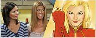 Los fans de 'Captain Marvel' creen que su nuevo aspecto está inspirado en Mónica y Rachel de 'Friends'