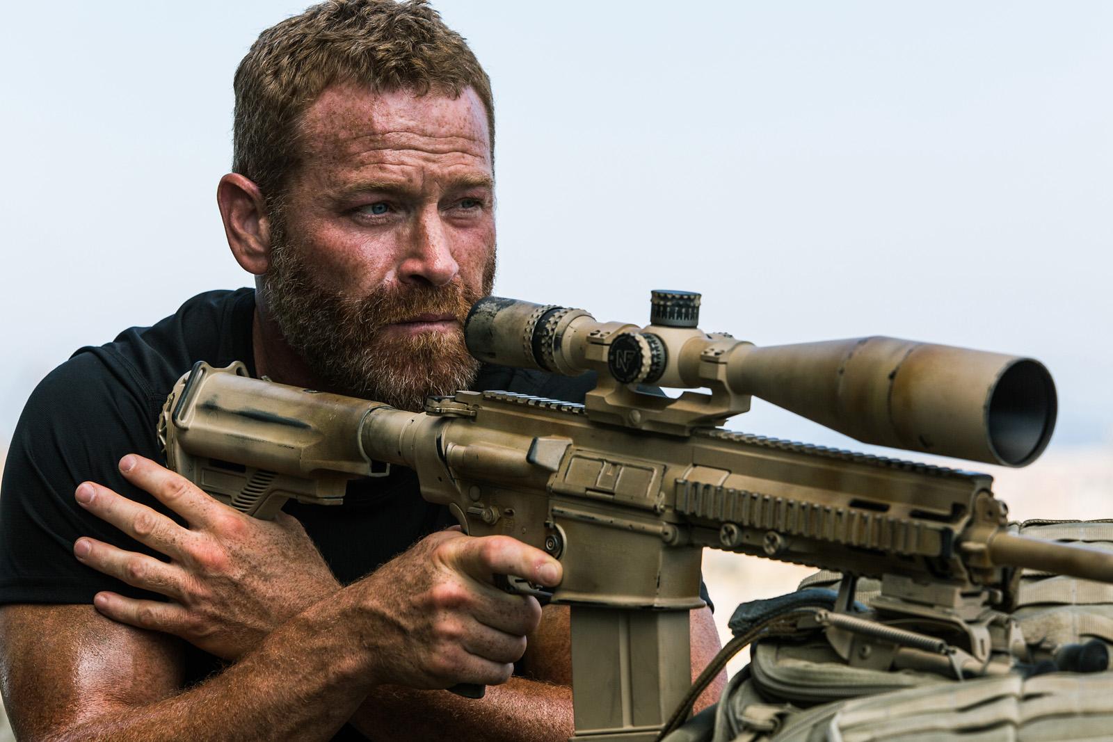 Max Martini en 13 Horas: Los soldados secretos de Bengasi