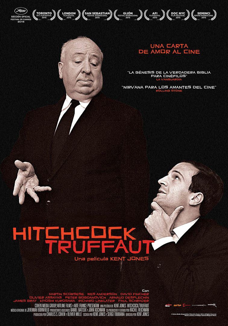 Hitchcock/Truffaut- Cartel