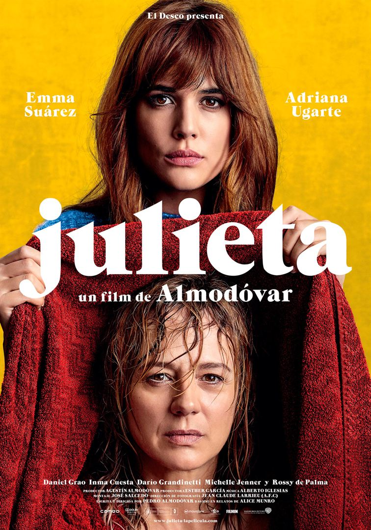 Julieta - Cartel