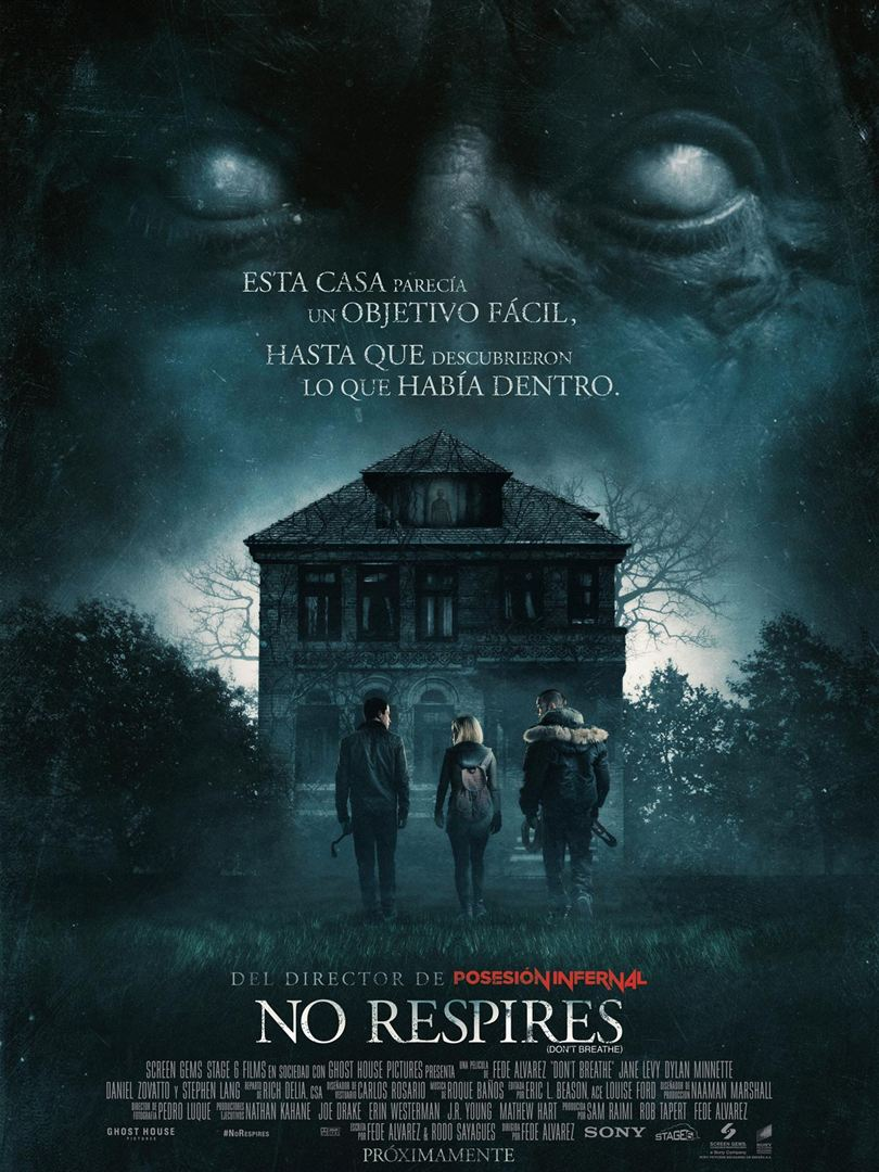 No respires - Cartel